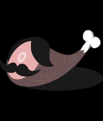 Wąsaty Ham