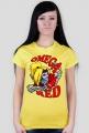 Koszulka damska omega red x-men marvel