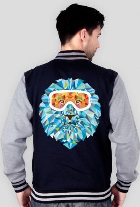 Kurtka męska - SNOW LION (różne kolory)