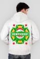 Bluza męska (rozpinana) - NAJLEPSZY SNOWBOARDOWY TATA EVER (różne kolory!)