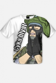 Cyka Blyat Full Print OLD