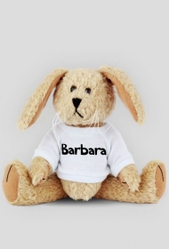 Maskotka Królik Barbara