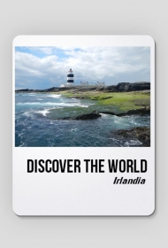Discover the World - Irlandia Podkładka pod mysz