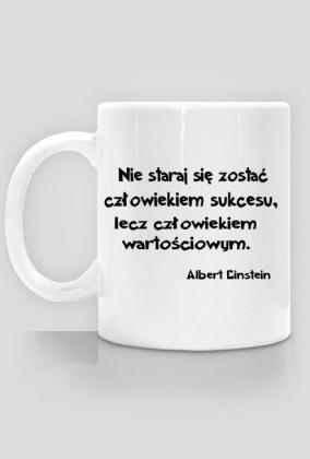 Kubek do kawy - Albert Einstein