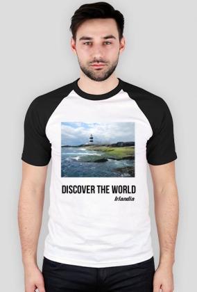 Discover the World - Irlandia Koszulka męska