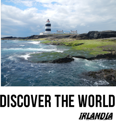 Discover the World - Irlandia Koszulka damska