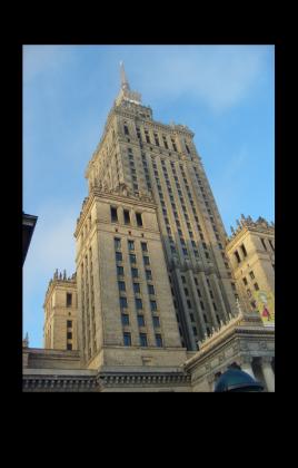 Discover the World - Warszawa Kubek do kawy
