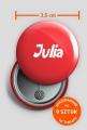 Przypinka Julia