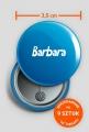 Przypinka Barbara