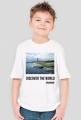 Discover the World - Irlandia Koszulka dla chłopca