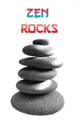 Zen Rocks - Koszulka z japońskim wzorem