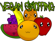 Vegan Shopping, wegańskie zakupy - owoce