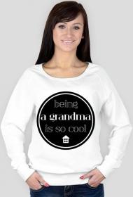 Cool grandma - bluza