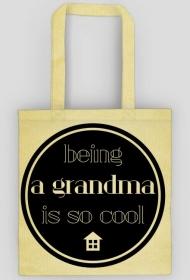 Cool grandma - torba