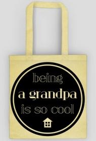 Cool grandpa - torba