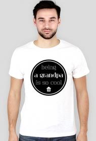Cool grandpa - t-shirt slim