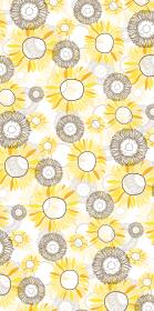 Słoneczniki - komin
