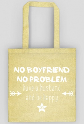 Have husband and be happy - torba