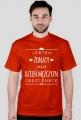 Dzień Mężczyzny Żonatego - męski t-shirt