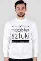 Magister sztuki - męska bluza