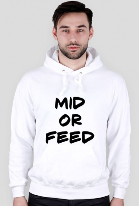 Bluza Mid or Feed