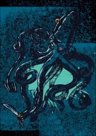 Męska - Octopus - chcetomiec.cupsell.pl - koszulki nietypowe dla informatyków