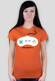 Koszulka - Poklikamy? - koszulki nietypowe, śmieszne - chcetomiec.cupsell.pl
