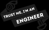 Kubek - Trust me, i'm an engineer - dziwneumniedziala.com - kubki dla informatyków
