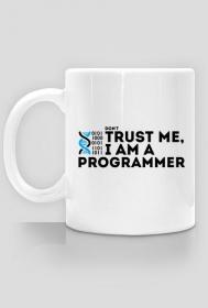 Don't trust me, i am a programmer - Kubek - nietypowe i śmieszne kubki dla każdego