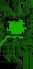Komin - Układ scalony - koszulki informatyczne, koszulki dla programisty i informatyka