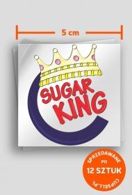 Sugarking - stickers