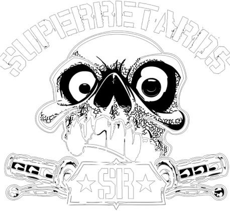 SuperRetards Bluza supermoto