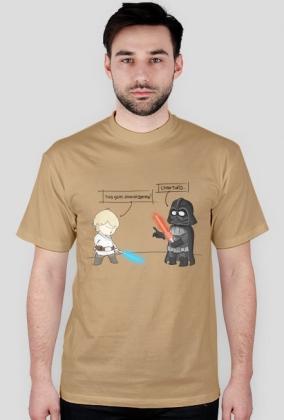 Koszulka męska - Anakin&Darth Vader STAR WARS