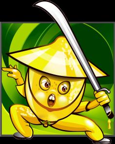 Fruit Warrior #4