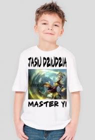 Jasiu Dziudzia Master YI