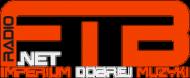 Bluza College męska z logo Radio FTB - różne wersje kolorystyczne