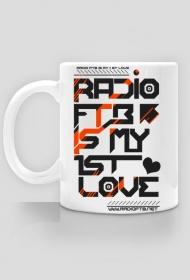 "Kubek ""Radio FTB Love"" - biały"