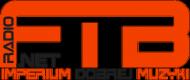 Pluszowy miś z logo Radio FTB