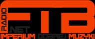 Kamizelka odblaskowa z logo Radio FTB - tył
