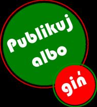 Kubek Publikuj albo giń