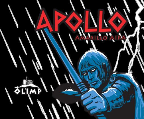 Koszulka Apollo (Amarillo IPA)