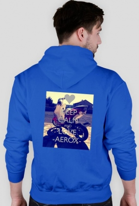 Keep calm and love aerox