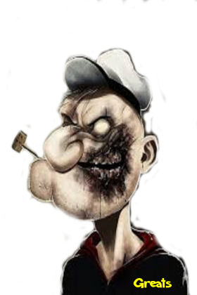 Papaj zombie