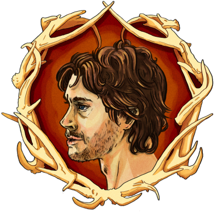 Kubek Hannibal Will Graham #2