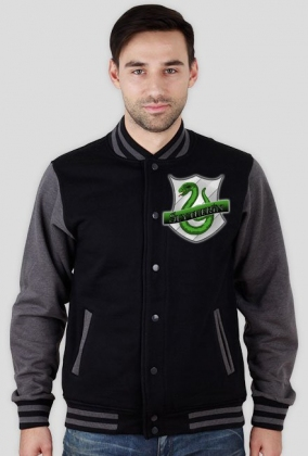 Bluza Harry Potter Slytherin college