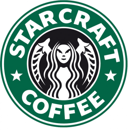 Kubek Starcraft Coffee