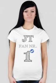 Koszulka - JT FAN NR.1 (3)