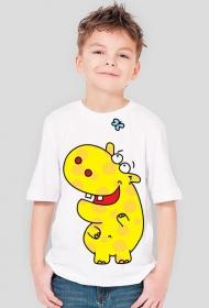 Koszulka z hipciem