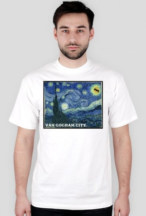 Van Gogham City