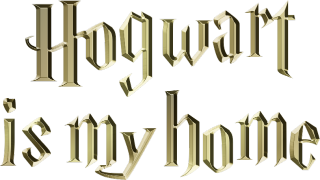 Koszulka Hogwart is my home Harry Potter # damska
